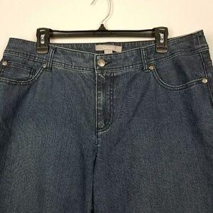 Chico's Jeans - Chico's woman's denim jeans